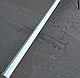 Карниз алюминиевый БР - 11 Беж, Шоколад (2.5 м), фото 3
