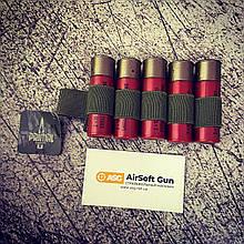 Подсумок Sticker для дробовика - olive [Primal Gear] (для страйкбола)