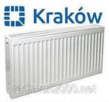 Стальные радиаторы  KRAKOW 22 500*600 Польша (боковое подключение)
