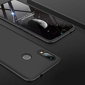 Накладка Xiaomi Redmi Note7 Black 360 LikGus, фото 2