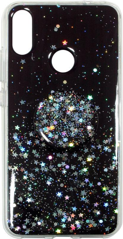 Накладка Xiaomi Redmi Note7 Shine Stars+ Popsocet