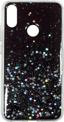 Накладка Xiaomi Redmi Note7 Shine Stars+ Popsocet, фото 2