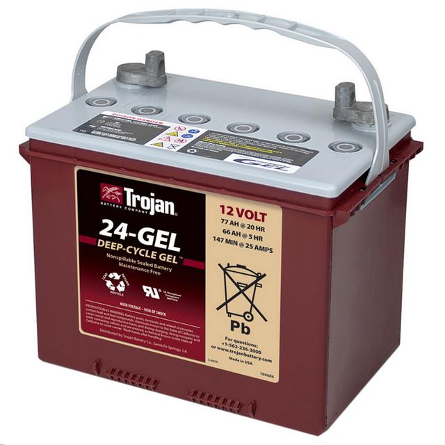 Аккумуляторная батарея Trojan 8D-GEL