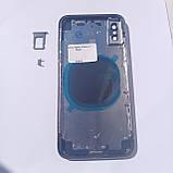 Корпус Apple iPhone X black, фото 2