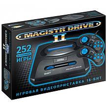 Sega Magistr Drive 2 (252 гри)
