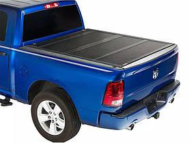 Четырехсекционная  алюминиевая крышка AR Design Dodge RAM Classic 6.5 BED 2002-2009 ( без боковых ящиков )