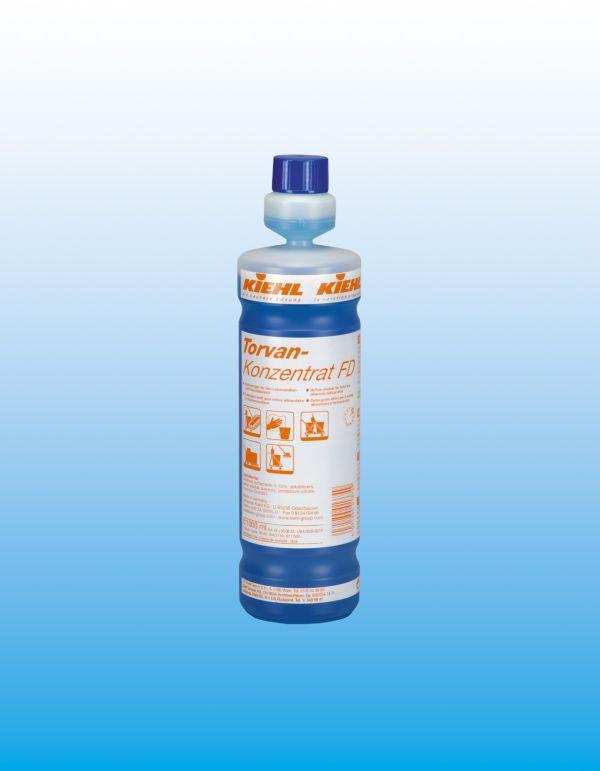 Torvan-Konzentrat FD, торван-концент. Активный очиститель для предприятий пищевой промышленности, 1 литр Kiehl