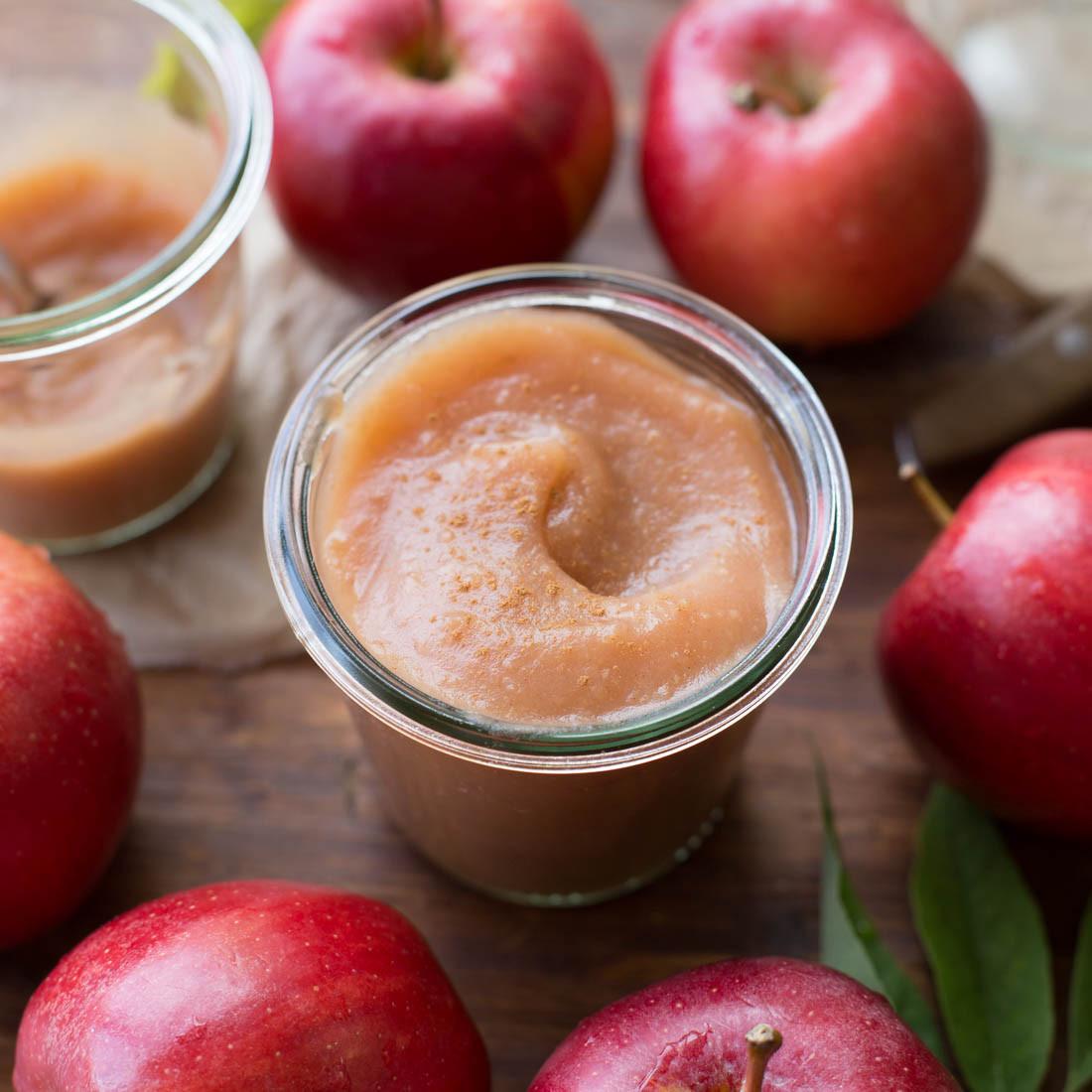 Яблучне пюре 5 кг