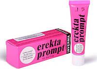 Возбуждающий крем для женщин Erekta Prompt 13мл. Inverma Германия