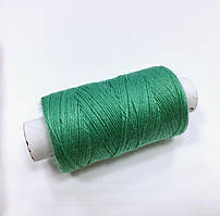 Нитки швейные 20/3 цв. 826 зеленый (100 ярдов)