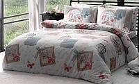 Комплект постельного белья TAC мако-сатин  RONALD V04