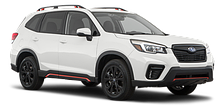 Фаркопы на Subaru Forester SK USA (2018-2020)