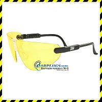 Окуляри для стрільби 3M Peltor Professional 97102, жовті лінзи, USA.