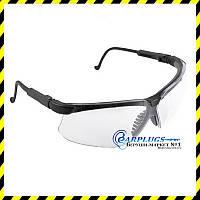 Очки для стрельбы Howard Genesis R-03570, прозрачные  линзы, USA.