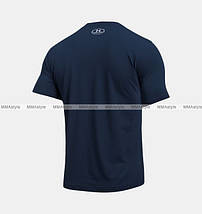Футболка Under Armour I Will T-Shirt Charged Cotton Navy, фото 3