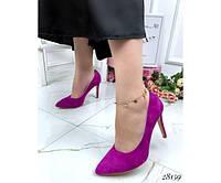 Туфлі човники на підборах Nina_Mi, фото 1