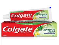 """Зубная паста """"Лечебные травы. Отбеливающая"""" 100мл"""