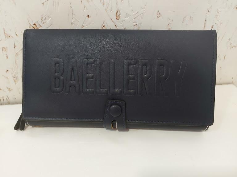 Кошелек клатч Baellerry Темно-синий