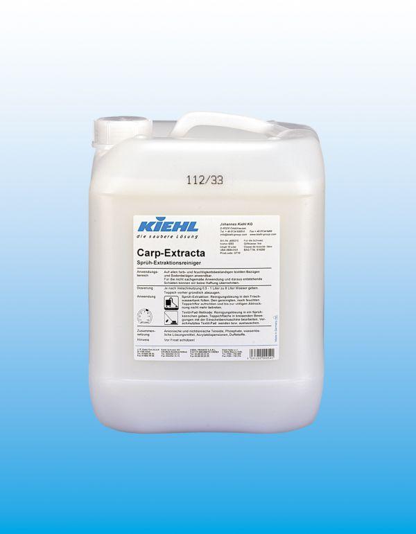 Carp-Extracta, карп-экстракта. Средство для глубокой чистки текстильных покрытий, 10 литров.