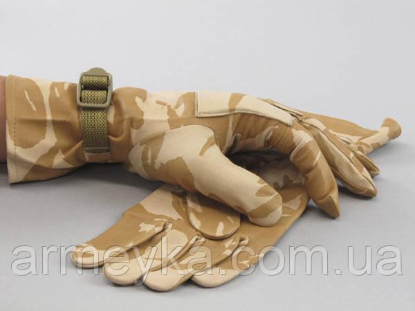 Тактические лайковые перчатки DDPM. Великобритания, оригинал