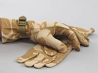 УЦЕНКА! Тактические лайковые перчатки DDPM. Великобритания, оригинал