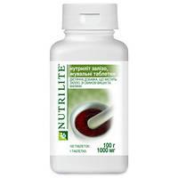 Витамины с железом - жевательные таблетки со вкусом вишни и малины.100 т.