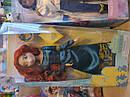Мерида Классическая Кукла Принцесса Дисней Disney Merida Classic Doll with Pendant - Brave, фото 2