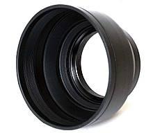 Бленда резиновая AccPro LF-22 Rubber 62 mm
