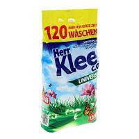 Универсальный стиральный порошок Herr Klee 10 кг, 125 стирок