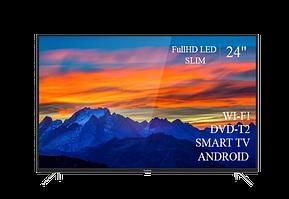 "Качественный телевизор Thomson 24"" Smart-TV/FullHD/DVB-T2/USB (1920×1080)"