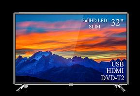 "Качественный телевизор Thomson 32"" FullHD/DVB-T2/USB (1920×1080)"