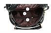 Сумка женская кожаная кросс боди через плечо Stylish bag Серый, фото 5