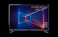 """Качественный телевизор Sharp 24"""" FullHD/DVB-T2/USB, фото 1"""