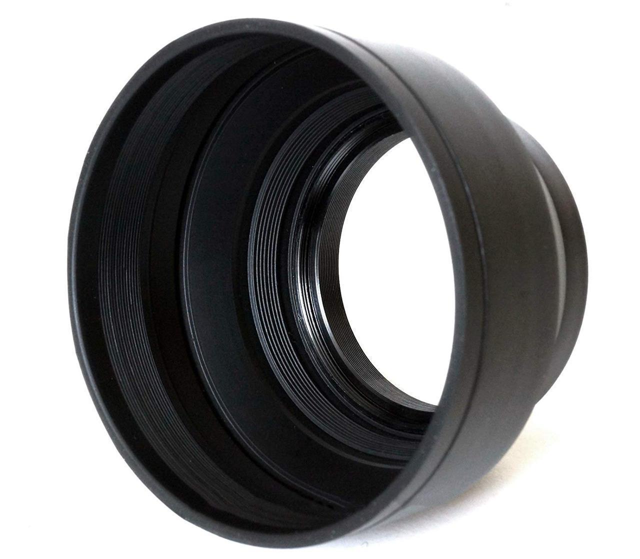 Бленда резиновая AccPro LF-22 Rubber 58 mm