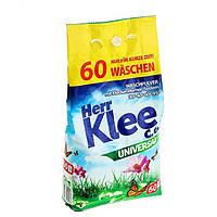 Универсальный стиральный порошок Herr Klee 5 кг, 60 стирок