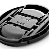 Крышка для объектива AccPro for Canon 67 мм, фото 2