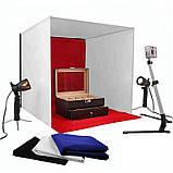 Набор для предметной съёмки Visico PT-03 Table Top (60x60x60см), фото 2