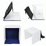 Набор для предметной съёмки Visico PT-03 Table Top (60x60x60см), фото 5