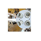 Постоянный свет Visico FL-304 без ламп, фото 5