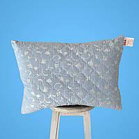 Подушка 50х70 Антиаллергенная 100% І Мягкая подушка для сна Холлофайбер І Качественая подушка