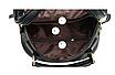 Сумка женская кожаная кросс боди через плечо Stylish bag Лиловый, фото 5