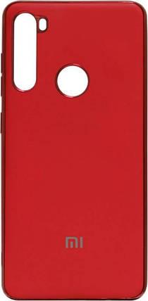 Силикон Xiaomi Redmi Note8T red Matte Gloss, фото 2
