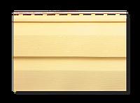 Панель сайдинг KANADA 3.66х0.230 м Желтый