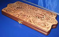 Нарды - сувенир  из дерева