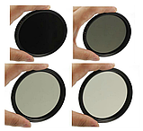 Светофильтр AccPro Variable Density 77mm (ND2-ND400), фото 7