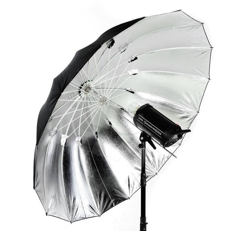 Фотозонт Visico AU160-B (150см) Silver/Black параболический