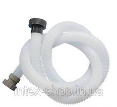 Гофрированный шланг с гайками для бассейна Intex 26001 ( 3м ; Ø 38 мм )