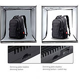 Фотобокс с подсветкой Puluz PU5080EU LED 80x80x80см, фото 7