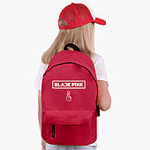 Детский рюкзак Блек Пинк (BlackPink) (9263-1339)