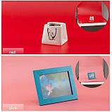 Фон для съёмки Visico PVC-7013 Red (70x130см), фото 2
